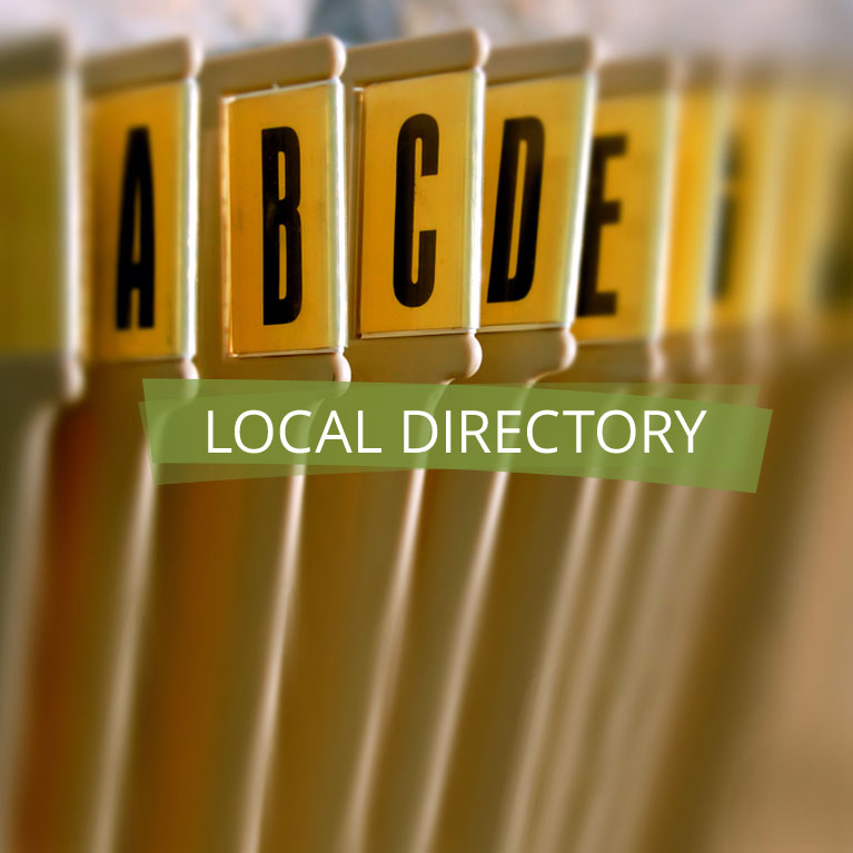 Local directory.