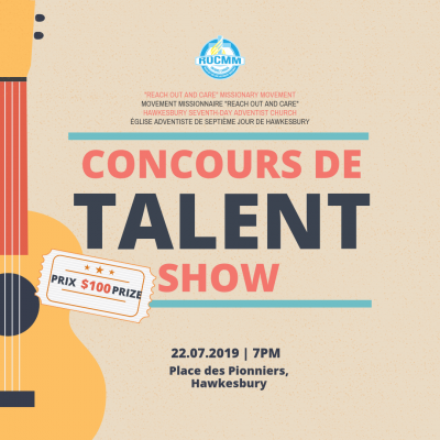 ROCMM (Reach-Out & Care Missionary Movement) Talent Show